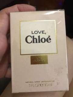 Chole love 香水 超難買 男仕個個都話噴完覺得個女人特別靚