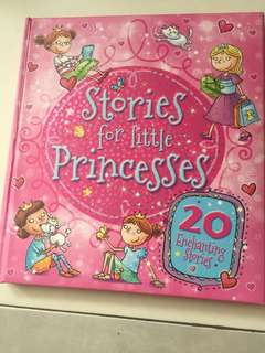 Stories for Little Princesses Hard Cover