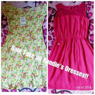 Sale! Take all Candie's Dresses!!
