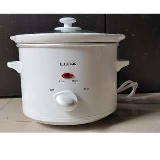 Elba Slow Cooker 1.5L