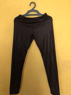 Terranova leather type leggings