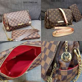 Lv set bag