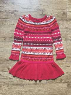 Baby Gap Knitted Dress