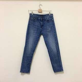 Uniqlo 特級彈性男友褲25