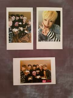 GOT7 Mwave Polaroids