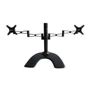 Dual Arm Monitor table Stand WhatsApp 8778 1601