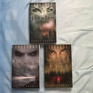 Complete Set - Witch Eye Series