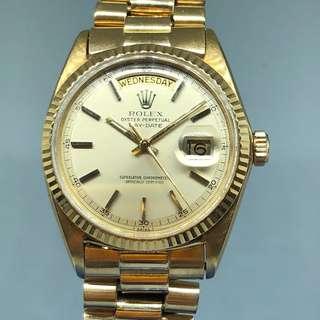Rolex Day-Date gold 1803