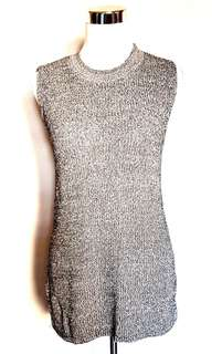 Jacqui-E Sleeveless Knit (Price Negotiable)