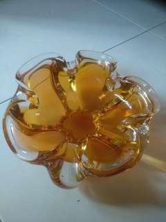 🚚 Ornamental Glass Bowl