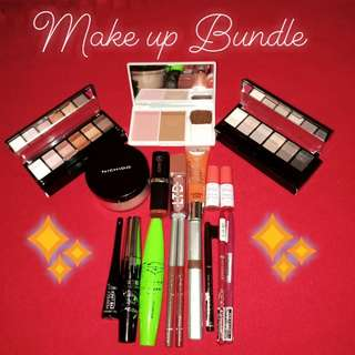 Bundle Make ups