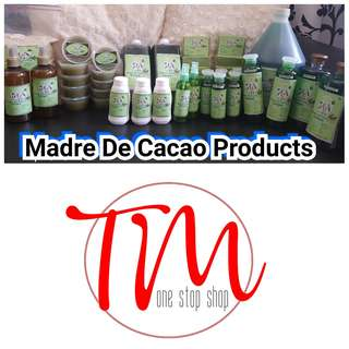 Madre De Cacao Soap, Powder, Shampoo, Extract spray, Ointment