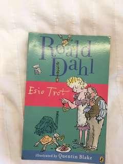2 Roald Dahl Books