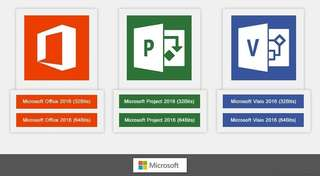 MS Office Products 2016 Lifetime Subscription