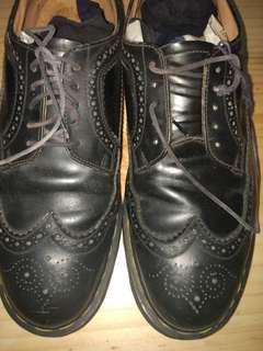 Jual sepatu dr martens docmart 3989 wingtip size 11