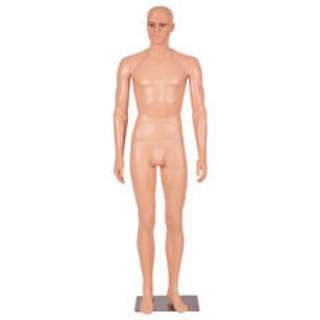Male Whole Body Mannequin
