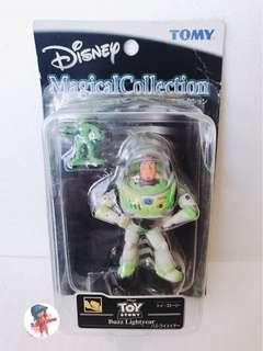 迪士尼 toystory 巴斯 綠兵 絕版