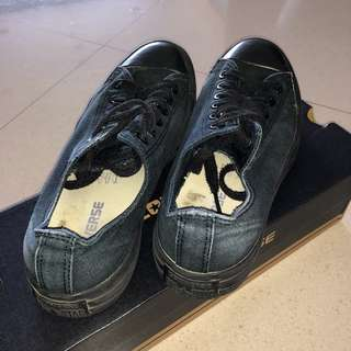 Converse all black ORIGINAL