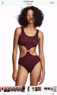 H&M One Piece Swimsuit