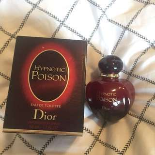 Hypnotic poison by dior