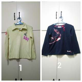 GA78 Take 2 (Abercrombie / Pepco) blouse for Girls - see pics for Measurements