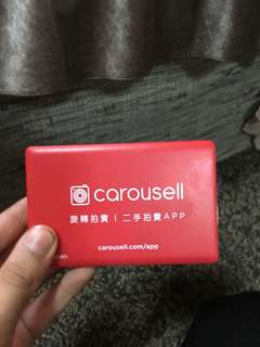 Carousell Power Bank 2500MAh For $10 Only