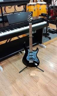Gitar Elektrik Cort G110X BK ( Kredit )