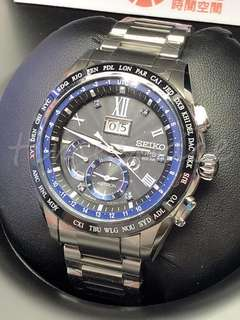 SEIKO ASTRON 5th ANNIVERSARY GPS SOLAR LIMITED EDITION 1500pcs SSE145J1 (太陽能)
