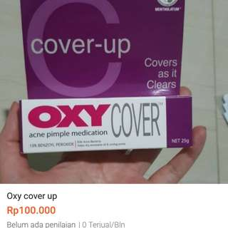 Oxy cover up