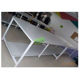 CUSTOMIZE TRAINING TABLE WITH SECOND LAYER--KHOMI