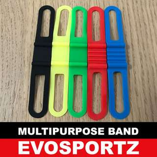 Multi-Purpose Silicon Band