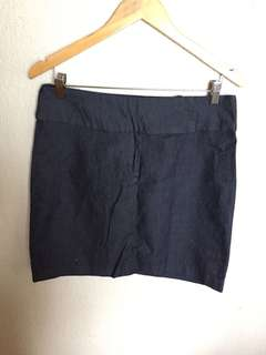 Mossimo Denim Mini Skirt