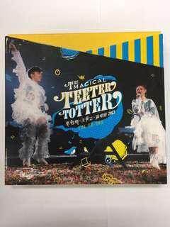 張敬軒 王菀之 - The Magical Teeter Totter 演唱會 2CD+2DVD