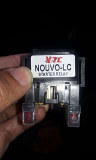 Nouvo lc stater relay