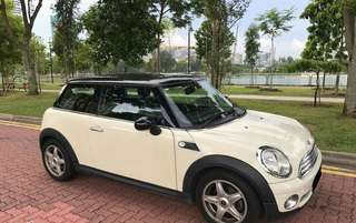 Mini Cooper One SG