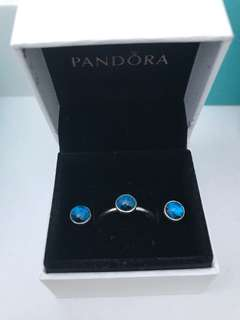 Pandora December droplets earnings and ring