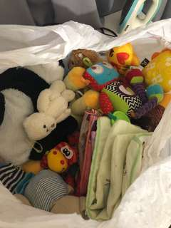 Soft Toys FREE