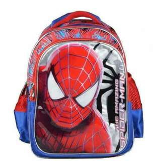 Spider Man 17inches Bag Pack