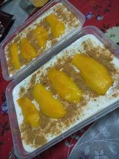 Mango Graham and Cookies n Cream
