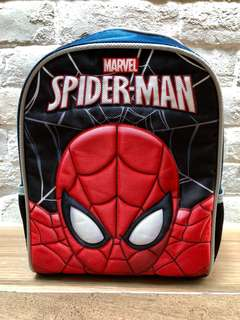 Spider-Man School Bag