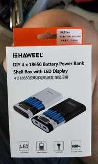 battery power bank shell box