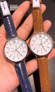 瑞士鐵達時✨💯👍🏻新款女裝皮帶,錶面內有施華洛水晶圍圈,更顯高貴,原價2xxx,2年保養,全國保修,只限本店,有意查詢,數量有限