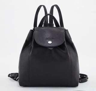Longchamp Backpack羊皮