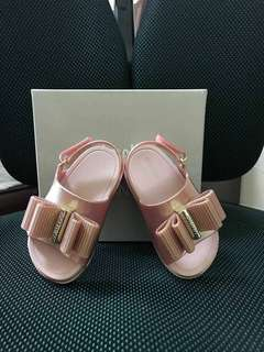 RUSH SELLING!!! Mini Melissa Beach Slide Sandals