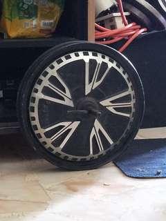 Motorhub 800w