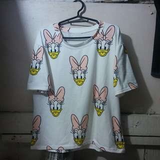 Daisy Duck shirt (Pre-loved)
