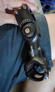 Wake adjustable clamp