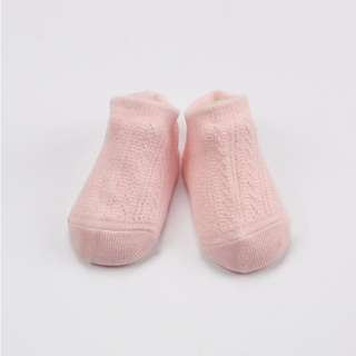 Pink 3 Pairs (can mix) Hollow Mesh baby's Socks