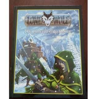 Lone Wolf, The Darklands, Dawn of Destruction, The Magic of Magnamund RPG