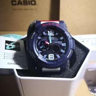 正品 original Casio baby-g 運動手錶 電子手錶 防水手錶 多功能手錶